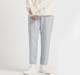 UNIQLO 优衣库 U系列 425818 宽腿窄口牛仔裤 149元