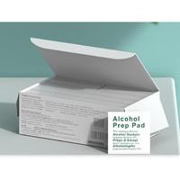Benks 75度酒精棉片 100片/盒独立包装