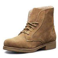 Skechers 斯凯奇 44950 女士舒适绒里短靴