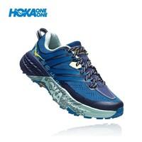 Hoka OneOne 羚羊3 1099734-PPEB 女士越野跑步鞋