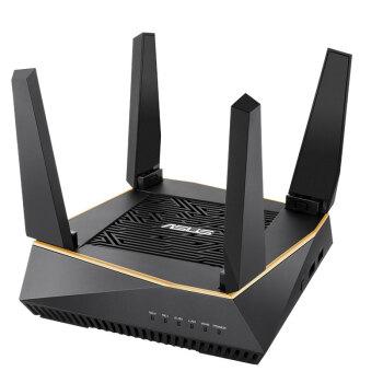 ASUS 华硕 RT-AX92U AX6100M 三频千兆分布式Mesh路由器 Wi-Fi6 (单只)