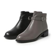 Senda 森达 Z9718DD9 女士短靴