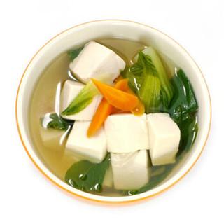 日本进口 神州一 长葱豆腐味增汤 速溶大酱汤 味噌汤包 84.2g