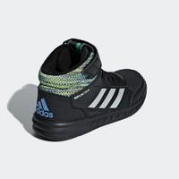 adidas 阿迪达斯 小童训练儿童鞋 AP9934 黑色 29