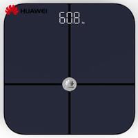 HUAWEI 华为 CH18 智能体脂秤  黑色