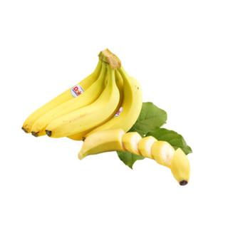 都乐Dole 进口大把香蕉2kg装 新鲜香蕉水果