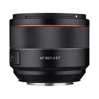 Samyang AF 85mm F1.4 EF - 固定范围自动对焦全格式镜头用于佳能
