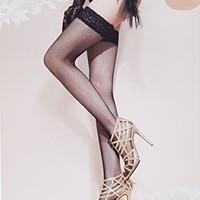ATSUGI JE L'AIME FT12601 女士渔网袜