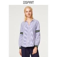 ESPRIT 088EE1F008 女士长袖衬衣