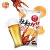 旺旺食技研 粒粒鲜虾片 6袋装
