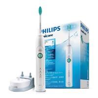 PHILIPS 飞利浦 成人充电式声波电动牙刷HX6730/02 白色