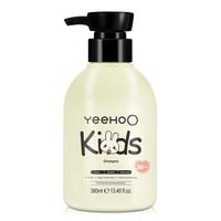 英氏(YEEHOO)儿童洗发水 儿童宝宝洗发露 无硅油洗发水 380ml *2件