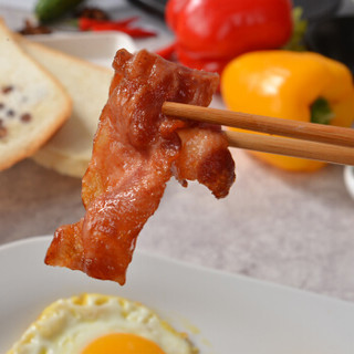 金锣 培根 经典培根500g/袋 早餐食材 烧烤食材 火锅食材