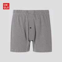 男装 针织平脚短裤(内裤) 423860 优衣库UNIQLO