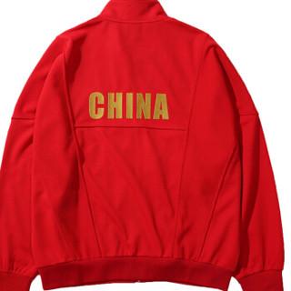 李宁 LI-NING 2018新品巴黎时装周走秀款中国李宁系列男子针织外套AFDN453