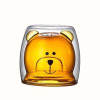 Le Bronte 朗特乐 小熊玻璃杯 200ml