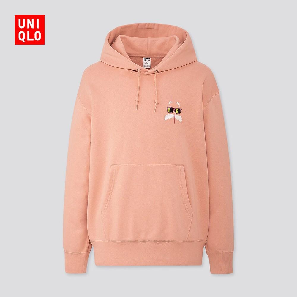UNIQLO 优衣库×龙珠联名系列 423990 连帽卫衣