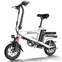 新日 折叠电动自行车