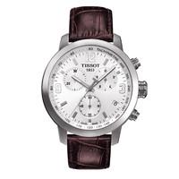 TISSOT 天梭 PRC200运动系列 T055.417.16.017.01 男款时装腕表