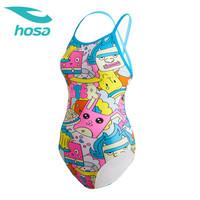 hosa 浩沙 218111308 女士连体泳衣 *3件