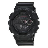 Casio G-Shock 军旅风男表