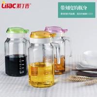 紫丁香 玻璃油壶 300ml