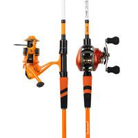 佳钓尼伏魔2.1米直柄枪柄 碳素路亚竿 新手单杆钓竿