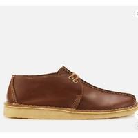 银联爆品日 : Clarks Originals系列 男款复古真皮沙漠靴