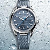 欧米茄  海马系列 Aqua Terra 220.12.41.21.03.002 男士机械腕表