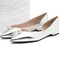 STACCATO 思加图 9E520AK9 女士平底鞋