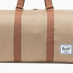 Herschel Supply 和行 经典系列 手提旅行包 10026 沙棕色