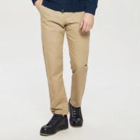 Purcotton 全棉时代 3100590012 男士直筒休闲裤
