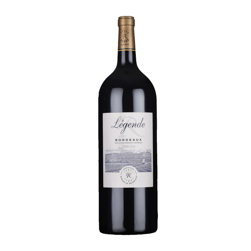 LAFITE 拉菲 传奇 波尔多 干红葡萄酒 1.5L