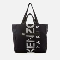 KENZO Logo款尼龙托特包