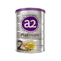 a2 艾爾 白金版 嬰幼兒奶粉 2段 900g 6罐