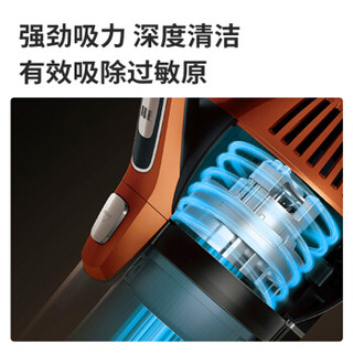 莱克(LEXY)吸尘器魔洁M12R家用无线无绳充电手持吸尘器M12R