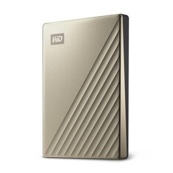 Western Digital 西部数据 My Passport Ultra 2.5英寸USB3.0移动硬盘 5TB