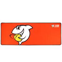 斗鱼(DOUYU.COM)DP000 斗鱼 橙色 电竞 游戏鼠标垫 *2件
