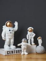 11日:翻旧事 创意宇航员太空人模型摆件