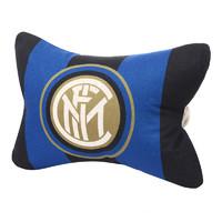 国际米兰俱乐部Inter Milan时尚个性汽车护颈靠枕定制棉麻头枕
