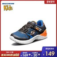 Skechers斯凯奇男童魔术贴运动鞋 97755N