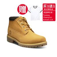 Timberland 添柏岚 经典款男士防水短靴 大黄靴 马丁靴 TBL23061