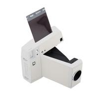 LOMOGRAPHY Lomo'Ins机 一次成像 经典纯白色  人像镜头 3寸机背 分割器套装(不含电池相纸)