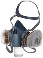 3M 防气体&蒸汽口罩 面罩套装