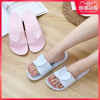 可折叠拖鞋旅行便携式超轻防滑旅游男女出差洗澡户外凉鞋非一次性