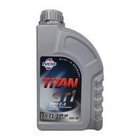 福斯(FUCHS) 泰坦全合成机油 GT1 PRO C3 5W-30 SN级 1L/桶 欧洲原装进口 *13件