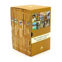 《世界文学经典文学名著 进口原版》(套装10册) +凑单品