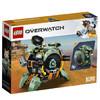 樂高(LEGO)積木 守望先鋒Overwatch破壞球9歲+ 75976  兒童玩具 男孩女孩生日禮物 10月上新