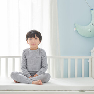 睡眠博士(AiSleep)婴儿乳胶床垫 90D乳胶 幼儿园床垫 婴儿床床垫 宝宝床品 床垫子爬爬垫 70*130*5cm