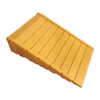 苏美特化学品防渗漏托盘油桶垫板辅助斜坡1200*800*150mm